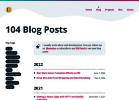 codersblock.blogspot.fr