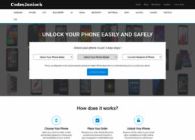 codes2unlock.com