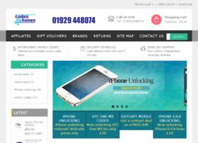 codes4phones.co.uk