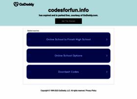 codesforfun.info
