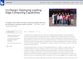 codesign.llnl.gov