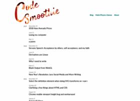 codesmoothie.com