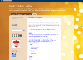 codesolutiongallery.blogspot.in