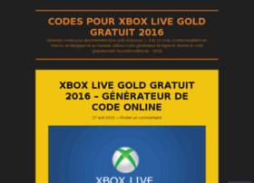 codesxboxlivegoldgratuit.wordpress.com