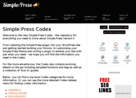 codex.simple-press.com