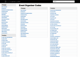 codex.wp-event-organiser.com