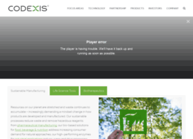 codexis.com