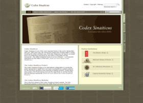 codexsinaiticus.org