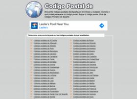 codigopostalde.com