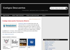 codigosdescuentos.net