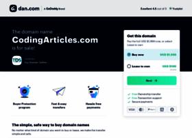 codingarticles.com