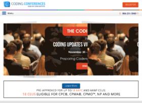 codingconferences.com