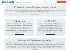 codingpractise.com