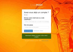 codipost.drheducationci.com