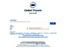 coduri-postale.ro