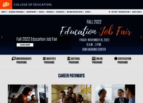 coe.utep.edu