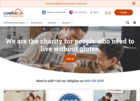 coeliac.co.uk