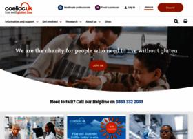 coeliac.org.uk