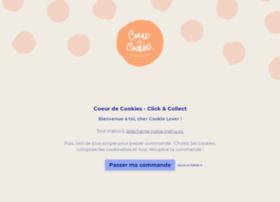 coeurdecookies.com