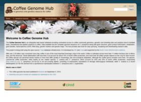 coffee-genome.org