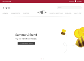 coffee.pret.com