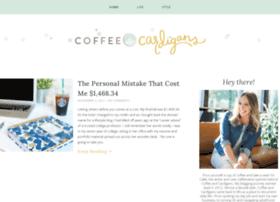 coffeeandcardigans.com