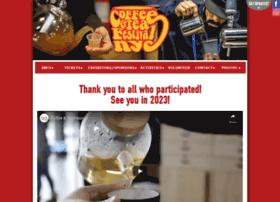 coffeeandteafestival.com