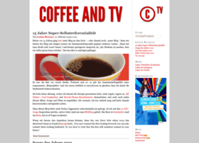 coffeeandtv.de