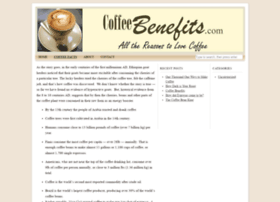 coffeebenefits.com