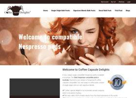 coffeecapsuledelights.com.au