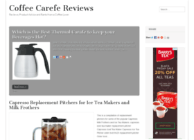 coffeecarafereviews.com