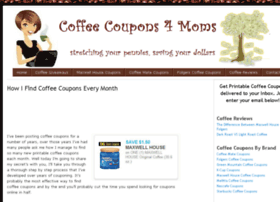 coffeecouponsite.com