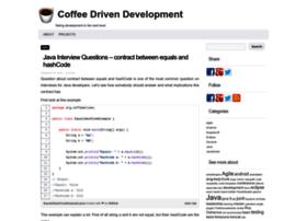 coffeedriven.org