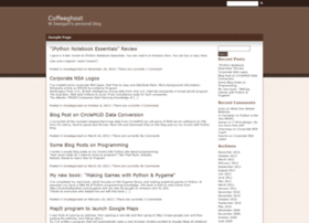 coffeeghost.net