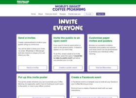 coffeeinvites.macmillan.org.uk