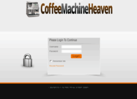 coffeemachineheaven.com