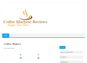 coffeemachinereviews.org