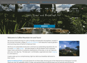 coffeemountaininn.com