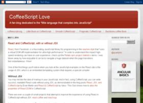 coffeescriptlove.com