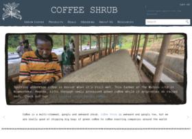 coffeeshrub.com