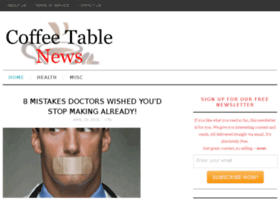 coffeetablenews.com