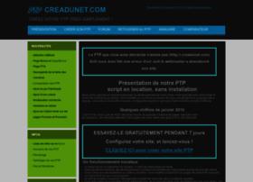 coffrefort.creadunet.com