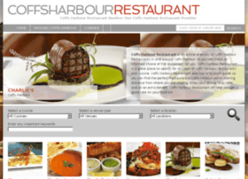 coffsharbourrestaurant.com