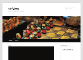 cofyjoq.wordpress.com