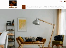 cogefim-immobilier.fr
