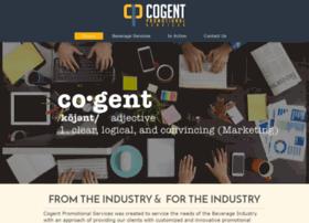 cogentpromotionalservices.com