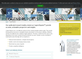 cogentresearch.com