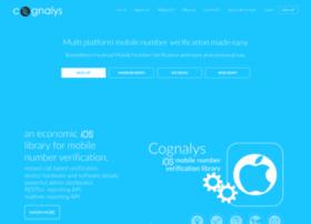 cognalys.com