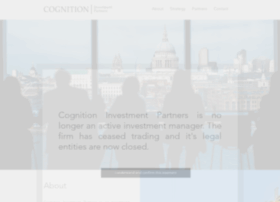 cognitionfunds.com