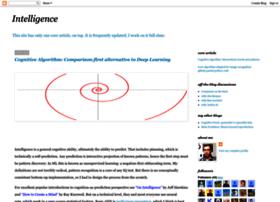 cognitivealgorithm.info